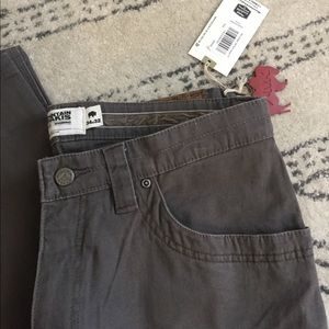 NWT Mountain Khakis Men's Camber Classic Fit Pants